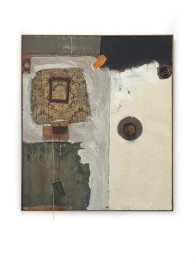 Robert Rauschenberg, 'Johanson's Painting'