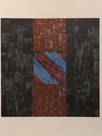 Sean Scully, 'Square Light II', 1988