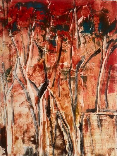 Eva Molnar, 'Red Landscape', 2021