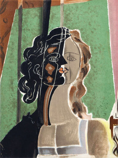 Georges Braque, 'Figure', 1939