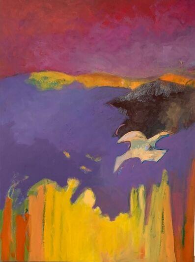 Janet Bruce, 'L'oiseau d'espoir', 2020