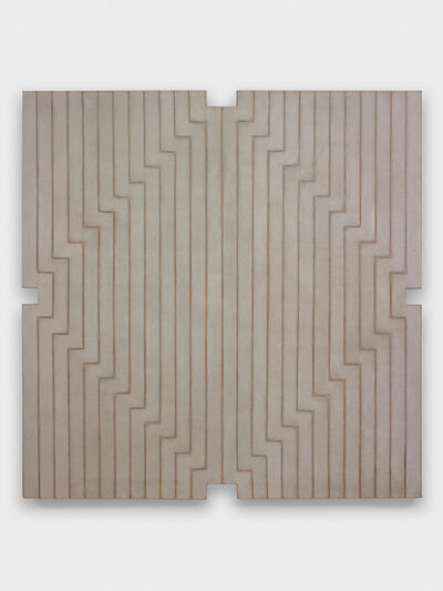 Frank Stella, 'Averroes', 1960