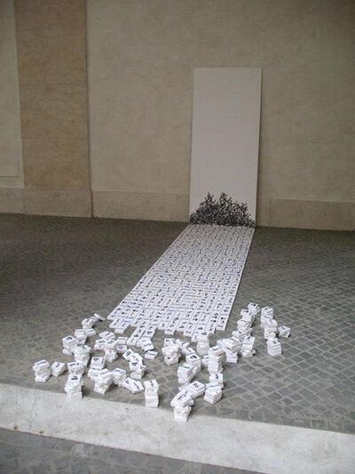 Alessandro Procaccioli, 'Ludus*+', 2010