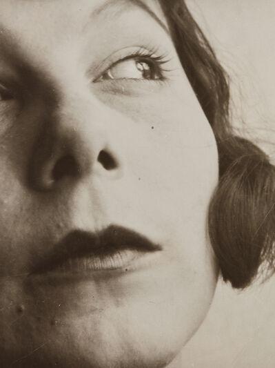 László Moholy-Nagy, 'Portrait of Ellen Frank', circa 1929
