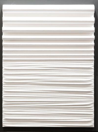 Umberto Mariani, 'Senza Titolo, White ', 2015