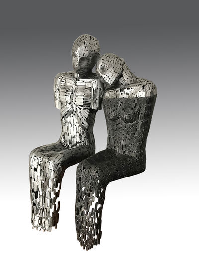 Jamal AlYousif, 'The Couple', 2018