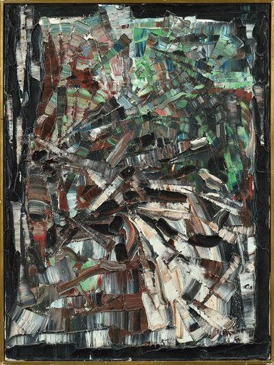 "Jean-Paul Riopelle, '""Clairières""', 1966"
