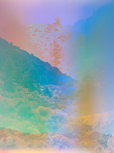 Terri Loewenthal, 'Psychscape  48  (Lookout Mountain, CA)', 2017