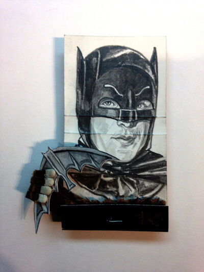matchbox artists, 'Batman', 2015
