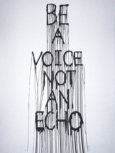Hijack, 'Be A Voice...', 2015
