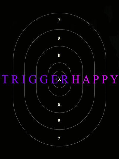 Ellwood T. Risk, 'Trigger Happy', 2012