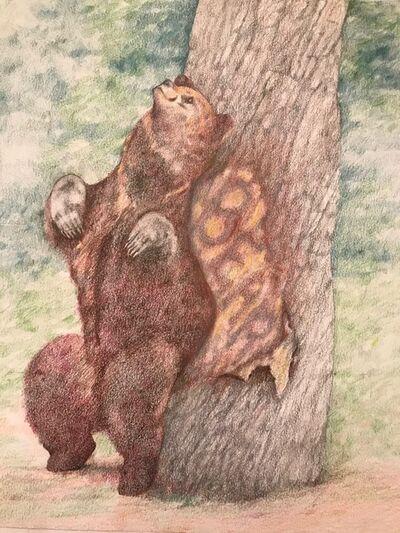 Laura Broaddus Hexner, 'Bear', 2019