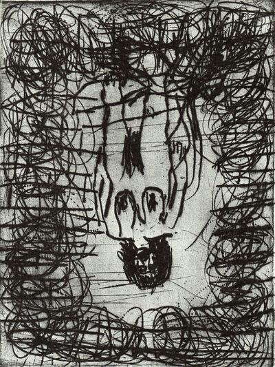 Georg Baselitz, 'Mädchen kommt II', 1987/88