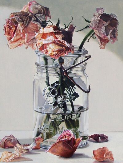 Peggie Blizard, 'Dried Roses', 21st Century