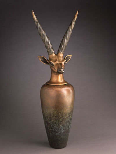 William Morris, 'Canopic Jar: Eland'