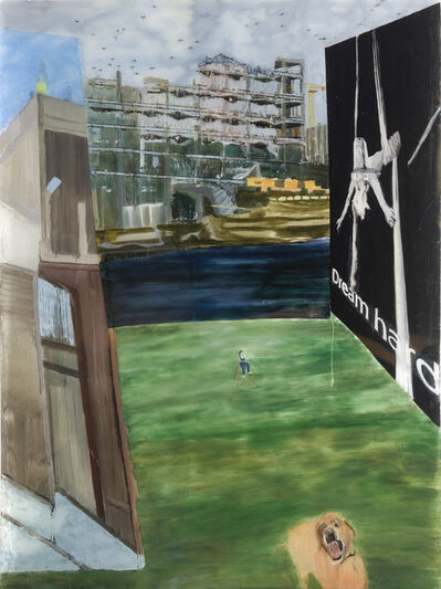 Paula Carralero Bierzyñska, 'Dream hard', 2018