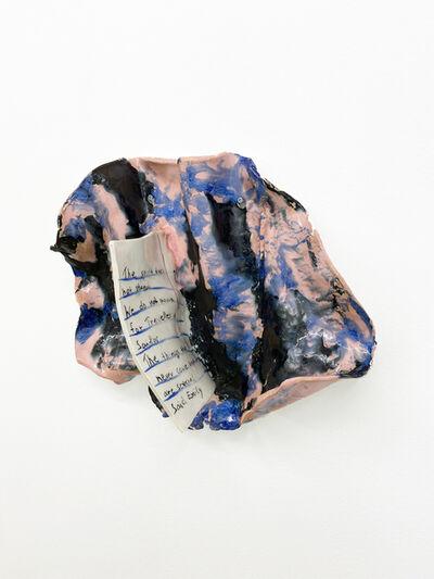 Valinia Svoronou, 'Salvaged Notes', 2021