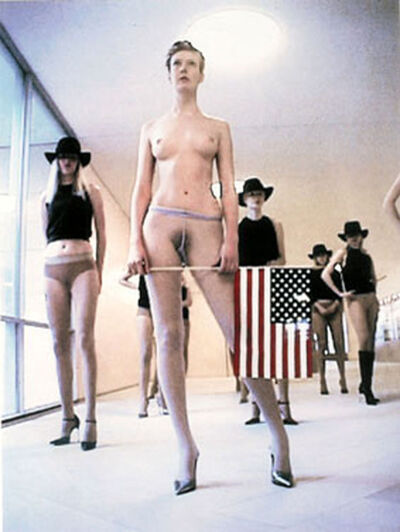 Vanessa Beecroft, 'VB34-Royal Openning', 1998