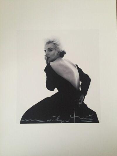 Bert Stern, 'Marilyn in Famous Black Dress (1962)', 2011