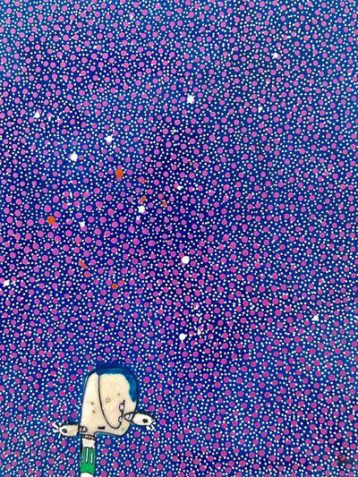 Rafa Macarrón, 'Universo de Puntos 22', 2019