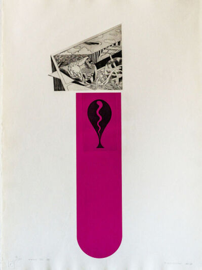 Takesada Matsutani, 'Town', 1969