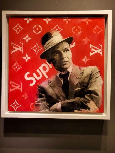 DL Warfield, 'Frank Sinatra, Louis Vuitton/Supreme', 2019