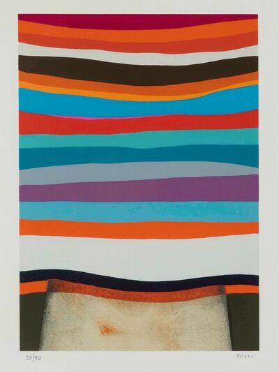 Alberto Burri, 'Trittico', 1973-1976