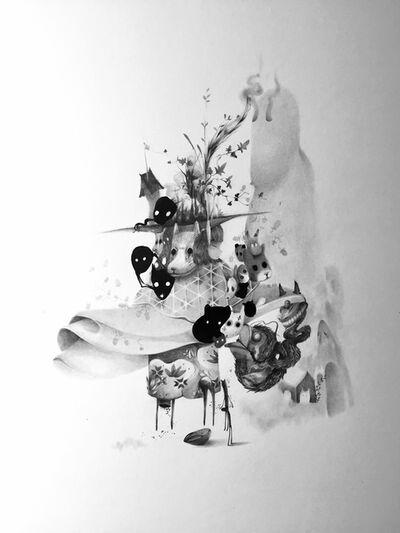 JP Neang, 'Dolls & Yokai', 2019