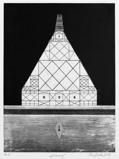 Titus Schade, 'Diamant', 2014