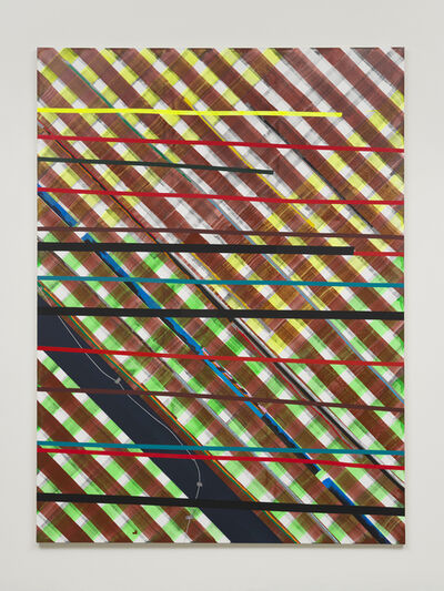 Juan Uslé, 'Rush Hour', 2020