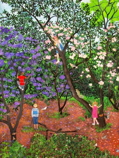 Emma Haworth, 'Study Climbing Trees', 2013