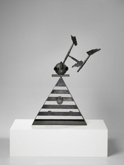 Joan Miró, 'Personnage et oiseau (Figure and Bird)', 1970