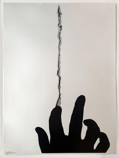 Regina Silveira, 'Dividing Line', 2020