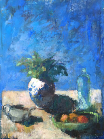 Cynthia Packard, 'Still Life in Blue', 2015