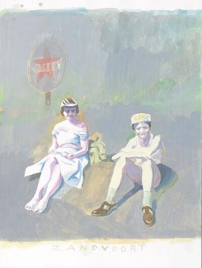Jan Vanriet, 'Heldenleven 15, Zandvoort 1959', 2019