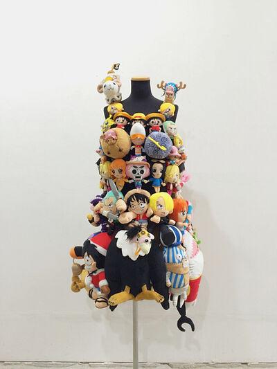 Okamoto Mitsuhiro, 'One Piece One Piece', 2016