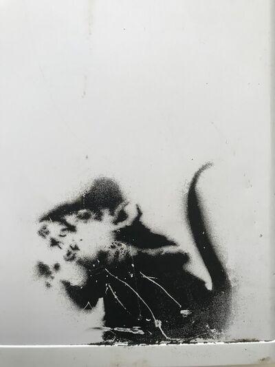 """Banksy, '""""Bowler Hat Rats"""" aka """"Lock Pick Rats""""', ca. 2004"""
