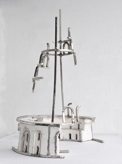 Juan Garaizabal, 'Torre de Babel', 2018