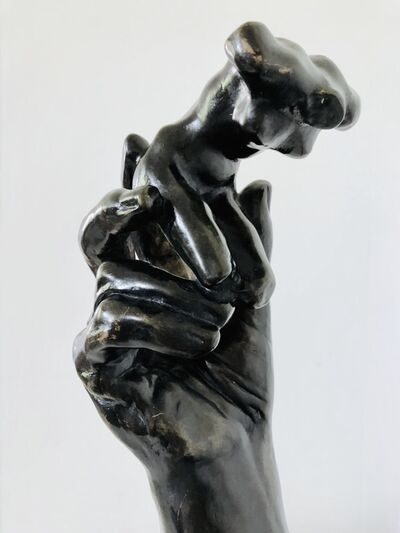 Auguste Rodin, 'The Sculptor's Hand with torso A', 1917 -1998
