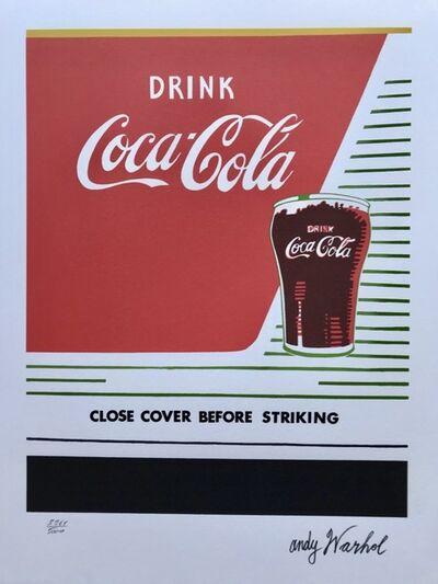 Andy Warhol, 'Coca-Cola', 1986