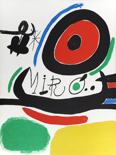 Joan Miró, 'Untitled', 1970