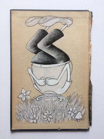 Jeff Ladouceur, 'Flower Napper (Shleep)', 2018