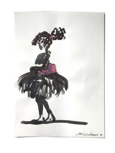 Bonnie Walters, 'Black Ballerina', 2019