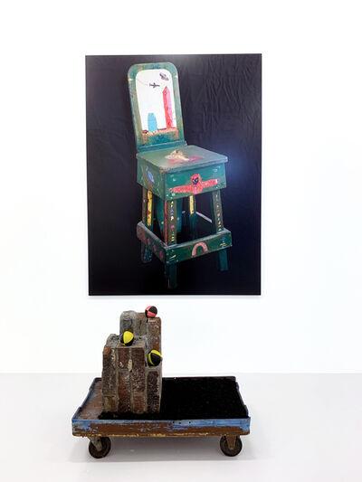 Michael Byron, 'Camp Follower's Chair 1978', 2018