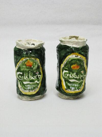 Rose Eken, 'Carlsberg Pilsner Beer Can', 2013