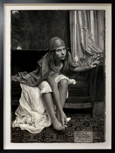 "Annie Murphy-Robinson, 'Casey ""After the Dance""', 2018"