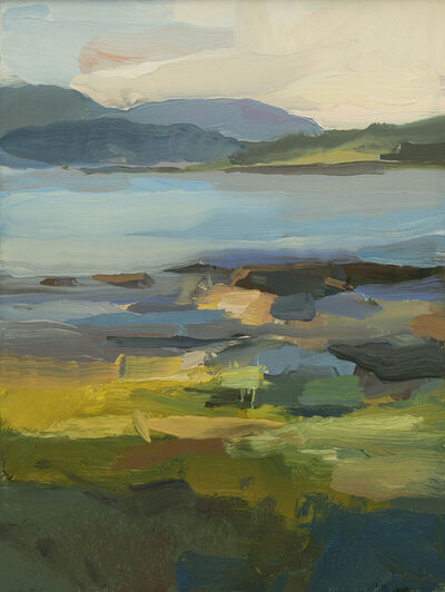 Christine Lafuente, 'Seagrass View Up the Harbor', 2019