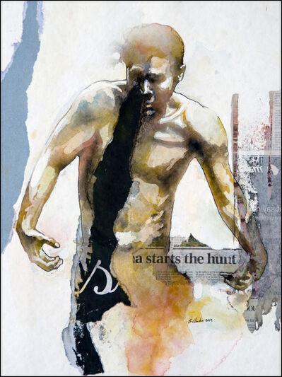 Bruce Clarke, 'Starts the hunt', 2012