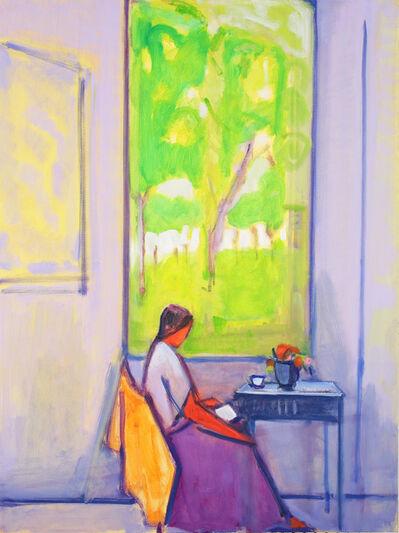 Elizabeth Higgins, 'Woman by Window', 2018