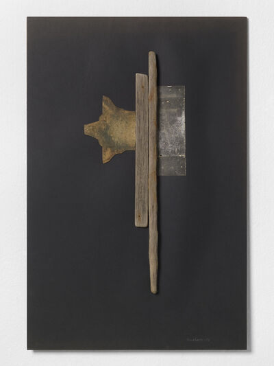 Louise Nevelson, 'Untitled', 1981